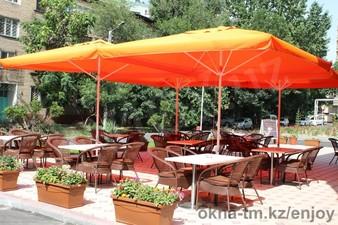 """Большой Зонт для Кафе и ресторанов """"Siesta"""" — ENJOY"""