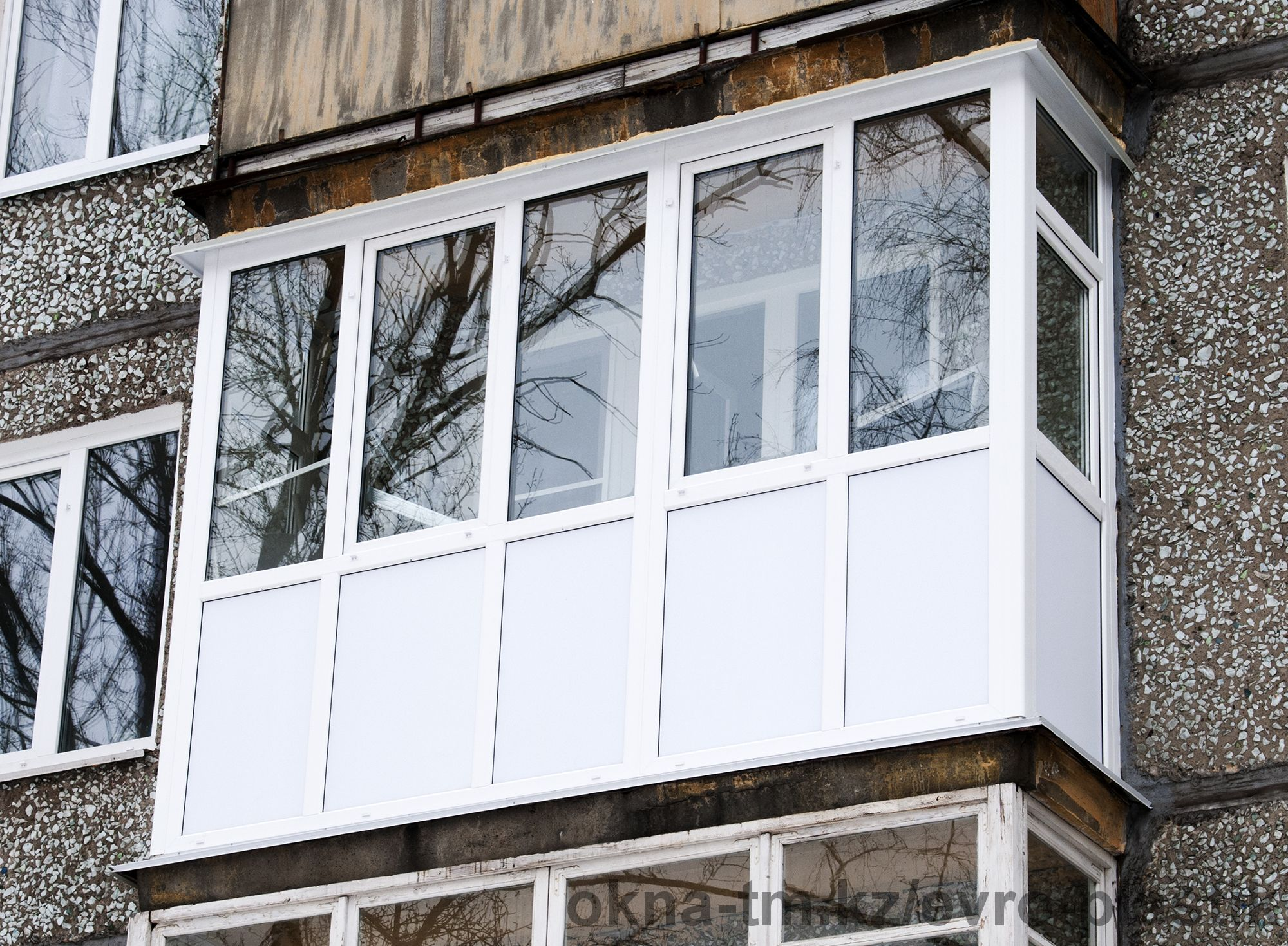 """Прайс-балконы и лоджии-""""французское"""" сибстройремонт - тепло ."""