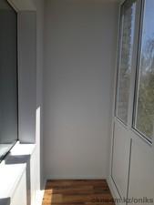 Внутренняя отделка балконов и лоджий. - объекты компании они.