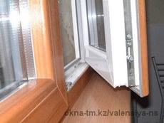 Пластиковые окна из цветного профиля г.Астана