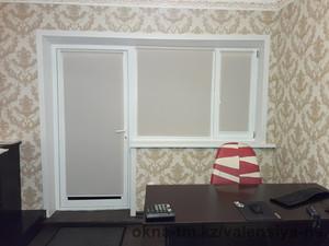 Установка пластиковых окон и балконной пары — Компания Валенсия