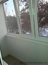 Обшивка и утепление балкона — Компания Валенсия