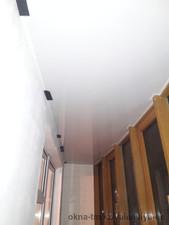 Обшивка и утепление балкона в ЖК 7 бочек — Компания Валенсия