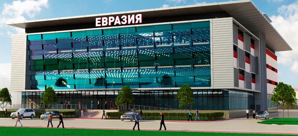 ТЦ Евразия-3