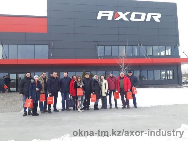 В AXOR Academy успешно начался учебно-информационный сезон