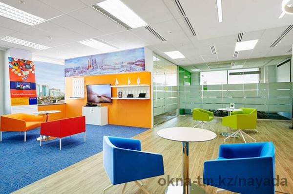 Проект офиса для Microsoft стал призером Kazakhstan Interior Awards 2015