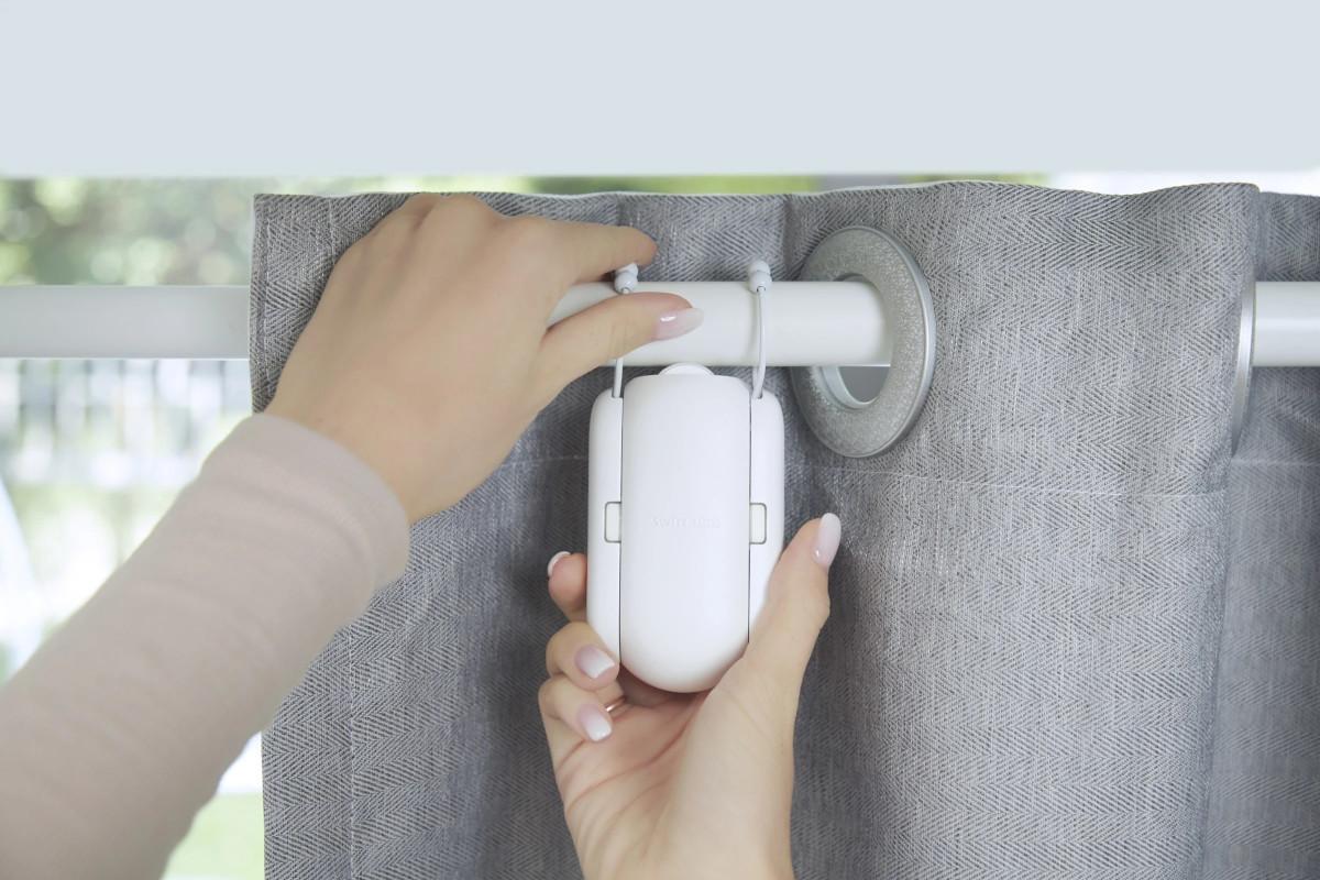 Разработчики домашних роботов решили автоматизировать шторы