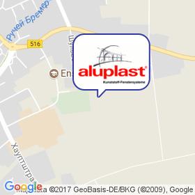 aluplast GmbH на карте