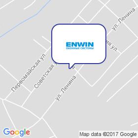 Энвин Рус на карте