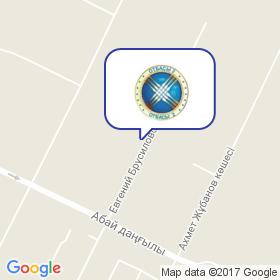 Отбасы 2 на карте