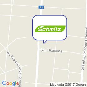 Завод немецких окон SCHMITZ на карте