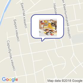 GeWax на карте