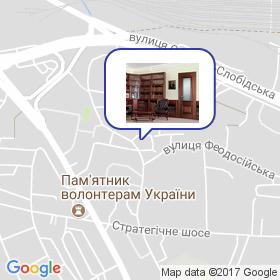 Ульяновские двери на карте