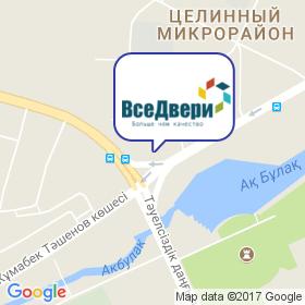 ВСЕ ДВЕРИ на карте
