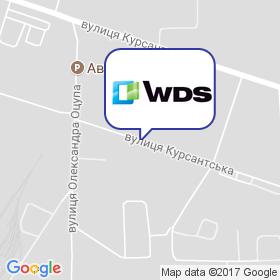 WDS на карте