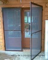 Москитные сетки дверные