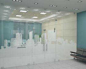 Цифровая печать на стекле — КазСтройСтекло